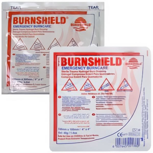 Burnsheild Dressing