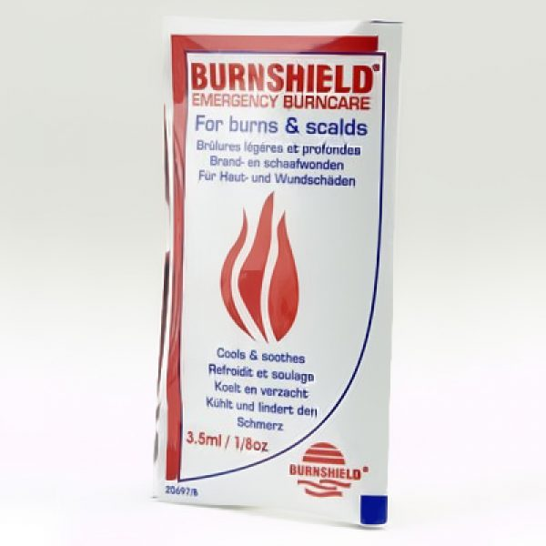 Burnshield Hydrogel Sachet
