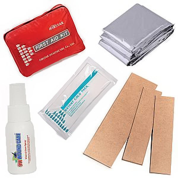 First Aid Refill Packs