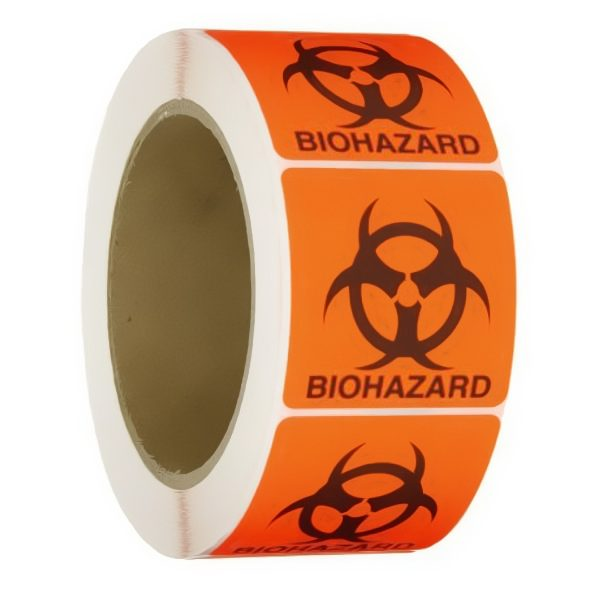 Risk Healthcare Biohazard Tape